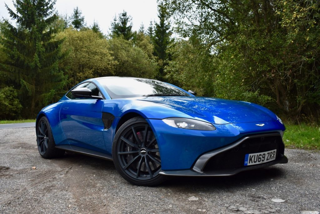 The Reasons Behind Aston Martin's Bad Resale Value
